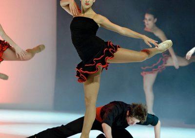 Gala Moderne 2015 - Jazz 5 et Marion Novoa 2 - (c) Guillaume Kechmanian