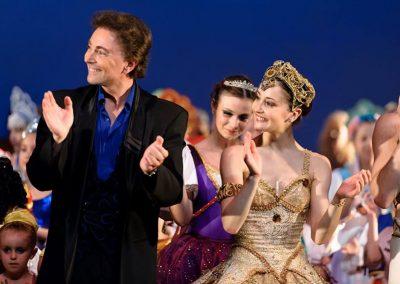 Gala des 25 ans - Diane et Thierry Le Floc'h - (c) Guillaume Kechmanian