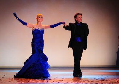 Gala des 25 ans - Mitou Manderon et Thierry Le Floc'h - (c) Guillaume Kechmanian