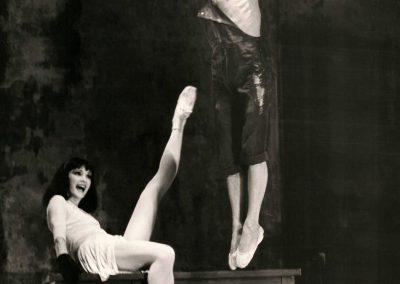 """""""Le Jeune Homme et la Mort"""" - La Mort - Ballet National de Marseille avec Jean Babilé"""